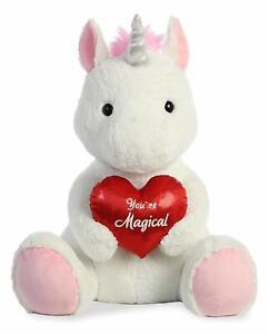 "Aurora World 37"" - ""Your Magical"" Unicorn Stuffed Animal - Ex Large - Model 7989"