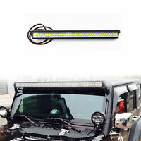 36LED Licht Dach Bar Light für 1/10 Traxxas TRX4 SCX10 90046 / Jeep Wrangler RC