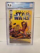 Cgc 9.6 Classic Star Wars #12 dark hourse comics 9/93