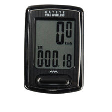 CATEYE Black Cycling Digital Velo Wireless Computer Speedometer CC-VT230W