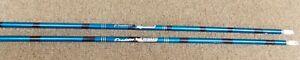 2 Muzzy Archery Bow Fishing Predator Arrow Shafts w/nocks Aluminum/fiberglass