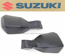 New Left Right Hand Guard Set 02 03 DL 1000 V-Strom Cover Genuine Suzuki OEM#B27
