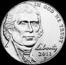 2011 P Jefferson Nickel *Brilliant Uncirculated* ~