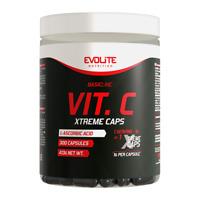 Vitamin C 1000 mg - 300 Kapseln L-Ascorbinsäure Immunsystems-Unterstützen Caps