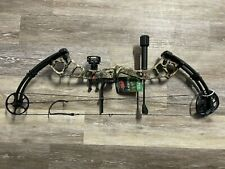 "PSE Stinger Extreme 21"" to 30"" Left-Hand 30# to 70# Compound Hunting Bow +Kit"