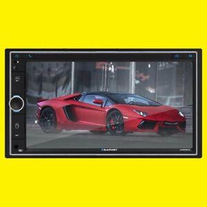 """BLAUPUNKT CAMDEN18  6.9"""" 2-DIN Touchscreen Receiver w/ Bluetooth + USB/SD Inputs"""