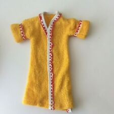 Sindy 1982 Warm n Cosy Outfit 44363 Dressing Gown vintage dolls clothes