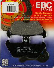 EBC BRAKE PADS Fits: BMW R80R,K1,R100RS,K100RS FL,K100RS FL ABS,K100RS ABS,K100R