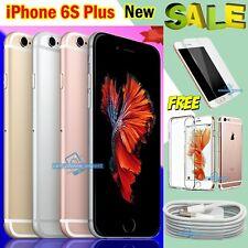 16 32 64 Unlocked Apple iPhone 6s Plus Sim Free New Smartphone All Colours UK
