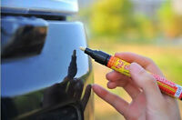 Car Scratch Repair Remover Pen Coat Applicator For Simoniz Fix It Pro Clear