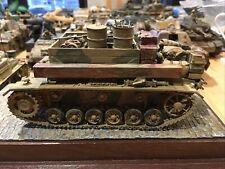 WWII Wehrmacht Transportpanzer 1:35 gebaut