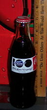 2003 FORD MOTOR COMPANY 100 YEARS 1903 - 2003 8 OUNCE GLASS COCA COLA BOTTLE