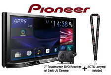 "Pioneer Avh-X491Bhs 7"" Dvd Receiver Wvga Display w/ Bluetooth & Rear View Camera"