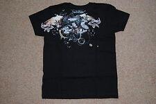 Sangrado Star Overkill Kid's Juventud T camisa grande Nuevo Oficial Goth Metal Punk