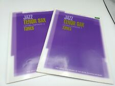 Jazz Tenor Sax Level/grade 1 & 2 Tunes By ABRSM Publishing - pre owned