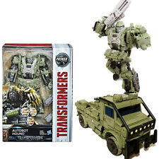 Transformers The Last Knight Premier Edition Voyager Class Autobot Hound Figure