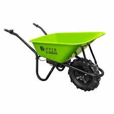 Zipper AKKU Schubkarre ZI-EWB500 Dumper Gartenschubkarre Motorschubkarre 7km/h