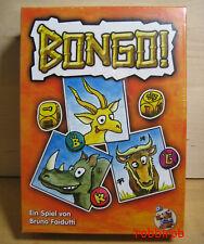 Bongo von Bruno Faidutti ## NEU ##
