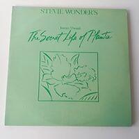 Stevie Wonder - Journey Through The Secret Life Of Plants Vinyle LP GB 1st Press