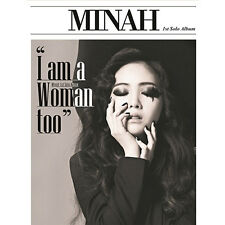 K-pop Minah (Girls' Day) - I AM A WOMAN (1st Mini Album) (GMINA01MN)