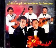 JULIO ANGEL,JOHNNY ALBINO Y EL TRIO BORINQUEN / RECUERDOS - CD