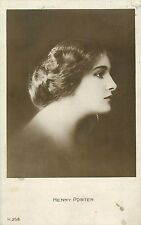 Ross Verlag Postcard Film Star Henny Porten Actress