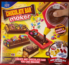 Moose Toys Easy Chef CHOCOLATE BAR MAKER Create Your Own Chocolate Bar