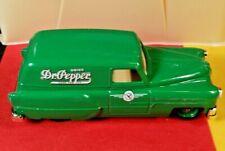"Vintage Dr Pepper ""Good for Life"" Lledo 1953 Green Pontiac Delivery Van - In Box"