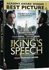 The Kings Speech Dvd 2011 Le Discours Du Roi English And French Version New