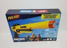 New Nerf Fortnite SP-L Elite Dart Blaster Hasbro Sealed Carton