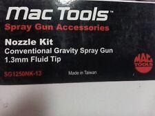 mac tools paint spray gun accessories nozzle kit 1.3 mm Pg3250Nk-13 Hvlp