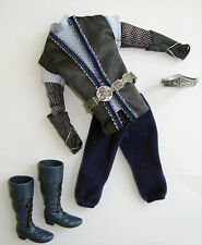 Barbie/ KEN Doll Clothes/Fashions Royal/King/Prince/Guard Garment Set NICE! NEW!