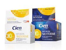 CIEN ANTI-WRINKLE DAY & NIGHT FACE Q10 CREAM, HYPOALLERGENIC