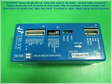 TRUST AUTOMATION TA105 A14, Servo Driver as photos, sn:1755, Promotion 2.