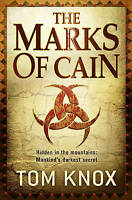 The Marks of Cain, Tom Knox | Paperback Book | Good | 9780007342617