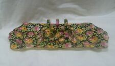 Royal Winton - chintz -Beeston - toast & marmalade set-tray & toast rack - cruet