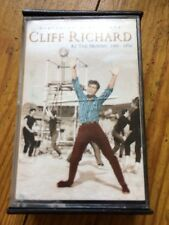 CLIFF RICHARD AT THE MOVIES 1996 DOUBLE CASSETTE TAPE EMI