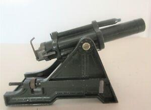 "Britains Ltd Army 18"" Heavy Howitzer Field Gun Mounted for Garrison Duty Model"