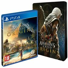 ASSASSIN'S CREED ORIGINS (PS4 GAME)