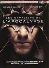DVD LES CAVALIERS DE L'APOCALYPSE - Dennis QUAID / Zhang ZIYI