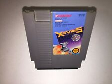 Xevious (Nintendo Entertainment System, 1984)  NES LOT FUN NTSC GAME CART