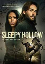 SLEEPY HOLLOW THE COMPLETE FIRST SEASON DVD 4-DISC SET BRAND NEW AND SEALED SALE