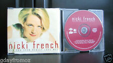 Nicki French - Did You Ever Really Love Me 3 Track CD Single