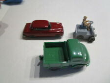 New Listingwiking ? Ho ? Small Unimog + 2 Other Small Cars