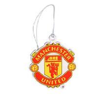 Original Manchester United FC Duftbaum/Lufterfrischer Crest Logo NEU OVP