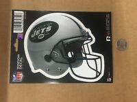 H2) Rico NFL NY New York Jets Helmet Team Die Cut Decal
