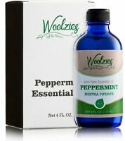 Peppermint Essential Oil by Woolzies, 4 oz