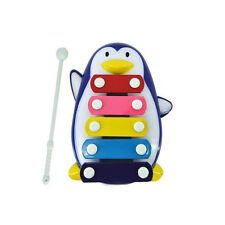 New Baby 5-Note Xylophone Musical Toys Wisdom Development Baby Toys Penguin