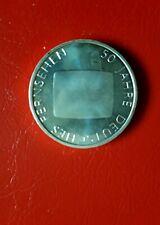 10 Euro Gedenkmünze  2002 silber