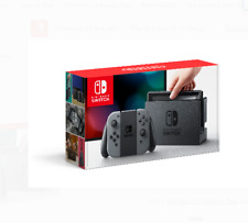 Nintendo Switch 32GB Gray Console with Gray Joy-Con